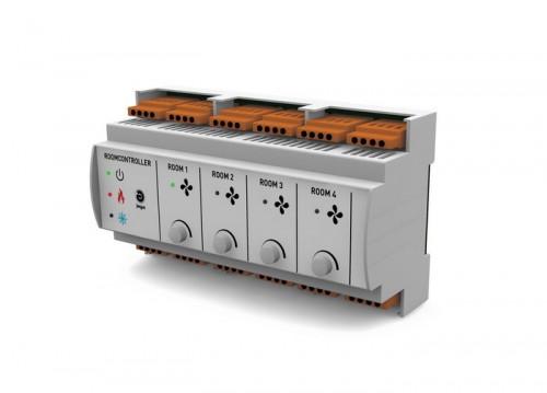 Prezentare produs Ventiloconvectoare de pardoseala pentru instalatii cu 4 tevi JAGA - Poza 8