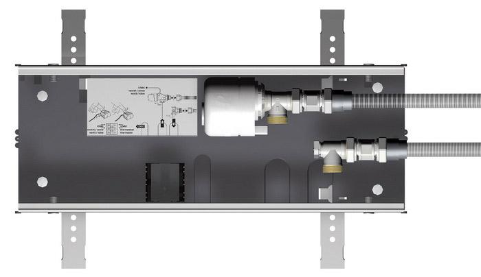 Ventiloconvectoare de pardoseala LOW H2O JAGA - Poza 10