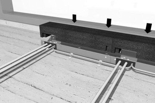 Prezentare produs Ventiloconvectoare de pardoseala LOW H2O JAGA - Poza 11