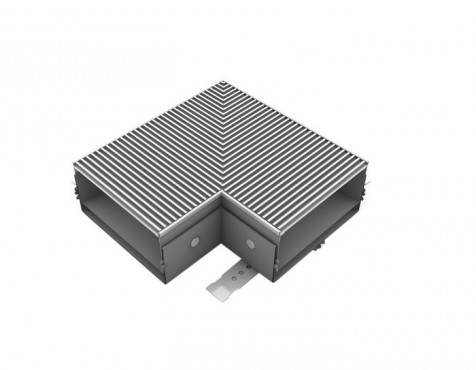 Prezentare produs Ventiloconvectoare de pardoseala LOW H2O JAGA - Poza 12