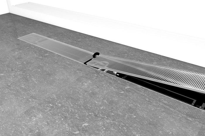 Ventiloconvectoare de pardoseala LOW H2O JAGA - Poza 13