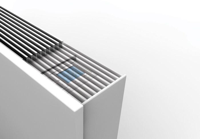 Ventiloconvectoare de perete-tavan JAGA - Poza 5