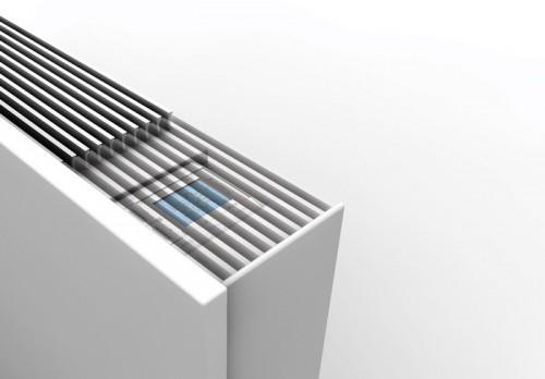 Exemple de utilizare Ventiloconvectoare de perete-tavan JAGA - Poza 5