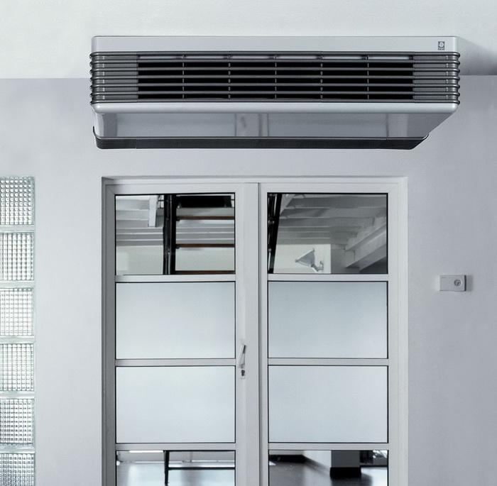 Ventiloconvector de perete - tavan JAGA - Poza 3