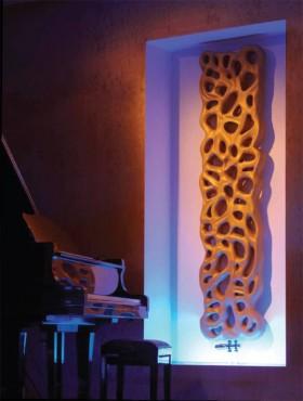 Prezentare produs Radiatoare din piatra, cu design special  JAGA - Poza 2