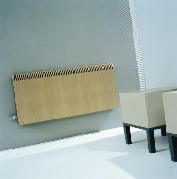 Prezentare produs Radiatoare cu panou frontal de lemn JAGA - Poza 6