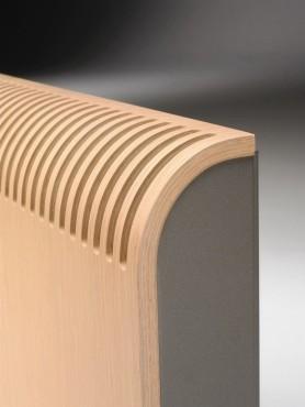 Prezentare produs Radiatoare cu panou frontal de lemn JAGA - Poza 8