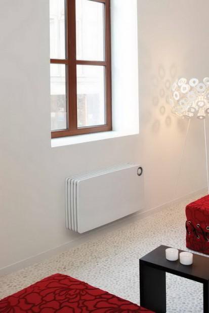 Radiator de joasa temperatura cu panou de lemn PLAY White PLAY Radiatoare de joasa temperatura cu