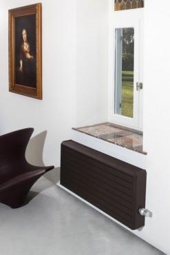 Prezentare produs Calorifere orizontale cu panou de otel JAGA - Poza 3