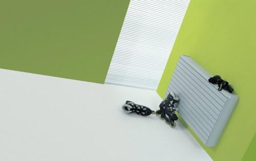 Prezentare produs Calorifere orizontale cu panou de otel JAGA - Poza 6