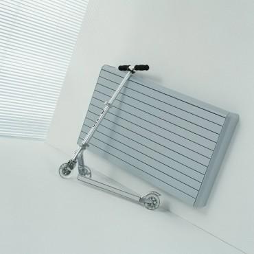 Exemple de utilizare Calorifere orizontale cu panou de otel JAGA - Poza 8