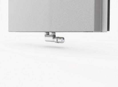 Radiator de joasa temperatura cu design special Vertiga - Thermostatic Head Detail VERTIGA Radiatoare de joasa