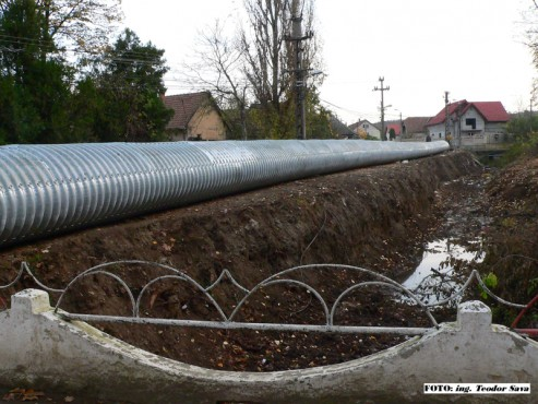 Structuri metalice prefabricate pentru drumuri si poduri TUBO TRADE PROIECT - Poza 2