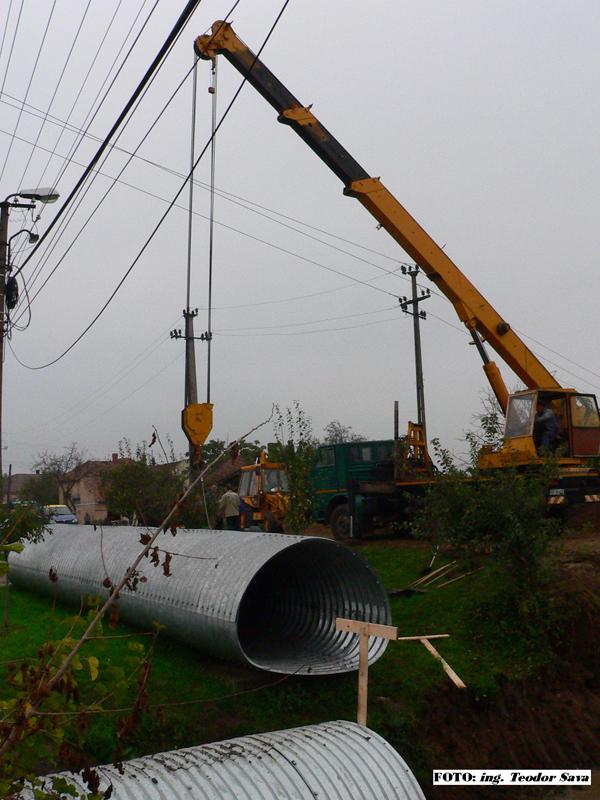 Structuri metalice prefabricate pentru drumuri si poduri TUBO TRADE PROIECT - Poza 5