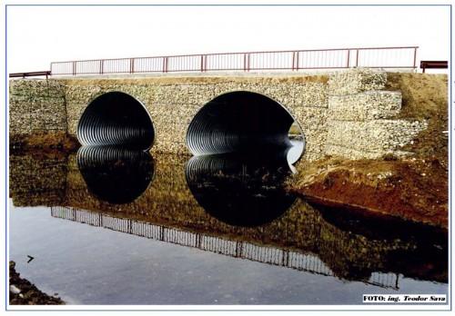 Structuri metalice prefabricate pentru drumuri si poduri TUBO TRADE PROIECT - Poza 7