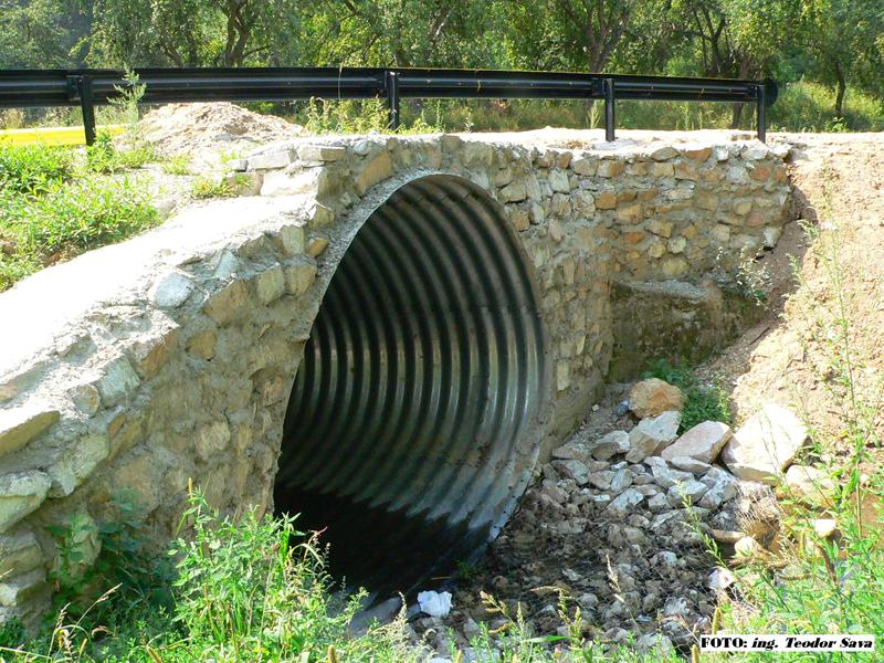 Structuri metalice prefabricate pentru drumuri si poduri TUBO TRADE PROIECT - Poza 9