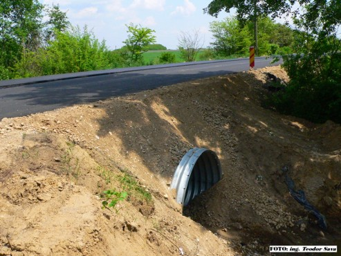 Structuri metalice prefabricate pentru drumuri si poduri TUBO TRADE PROIECT - Poza 12