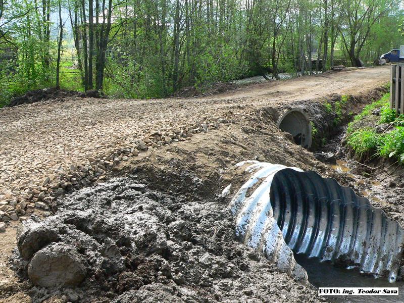 Structuri metalice prefabricate pentru drumuri si poduri TUBO TRADE PROIECT - Poza 13