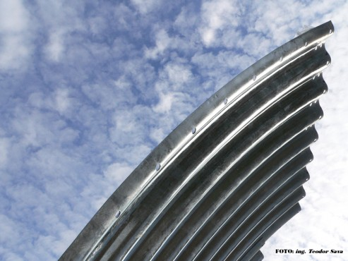 Structuri metalice prefabricate pentru drumuri si poduri TUBO TRADE PROIECT - Poza 16