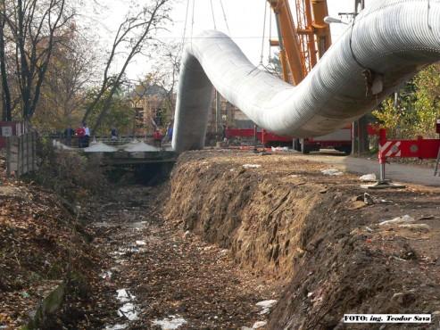 Structuri metalice prefabricate pentru drumuri si poduri TUBO TRADE PROIECT - Poza 17
