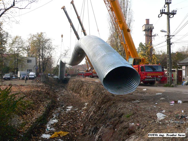 Structuri metalice prefabricate pentru drumuri si poduri TUBO TRADE PROIECT - Poza 19