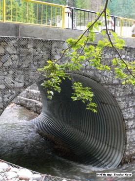 Structuri metalice prefabricate pentru drumuri si poduri TUBO TRADE PROIECT - Poza 24