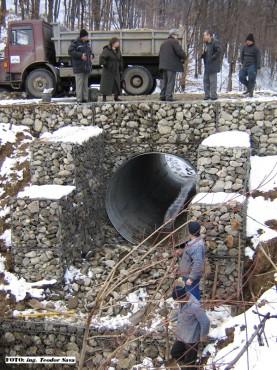 Structuri metalice prefabricate pentru drumuri si poduri TUBO TRADE PROIECT - Poza 26
