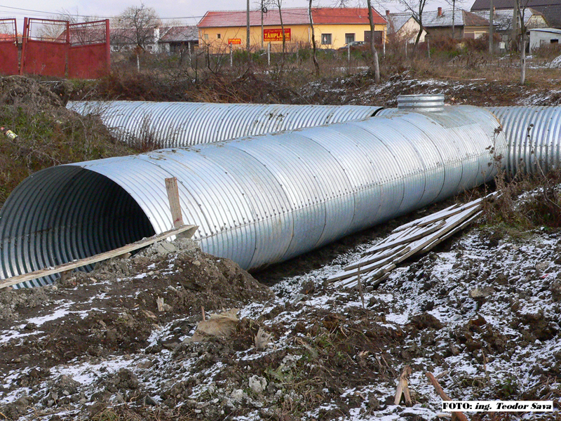 Structuri metalice prefabricate pentru drumuri si poduri TUBO TRADE PROIECT - Poza 27
