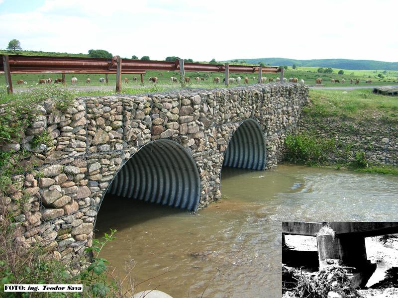 Structuri metalice prefabricate pentru drumuri si poduri TUBO TRADE PROIECT - Poza 28