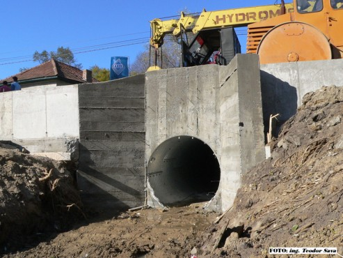 Structuri metalice prefabricate pentru drumuri si poduri TUBO TRADE PROIECT - Poza 34