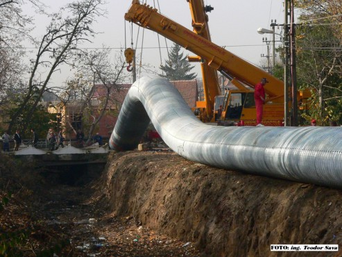 Structuri metalice prefabricate pentru drumuri si poduri TUBO TRADE PROIECT - Poza 37