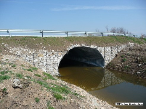 Structuri metalice prefabricate pentru drumuri si poduri TUBO TRADE PROIECT - Poza 38