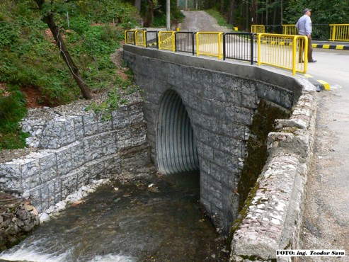 Structuri metalice prefabricate pentru drumuri si poduri TUBO TRADE PROIECT - Poza 39