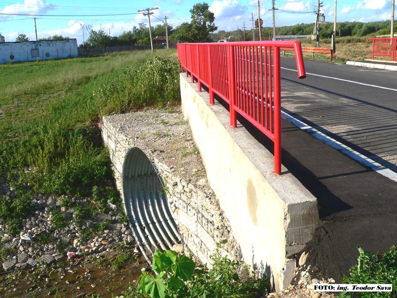 Structuri metalice prefabricate pentru drumuri si poduri TUBO TRADE PROIECT - Poza 42