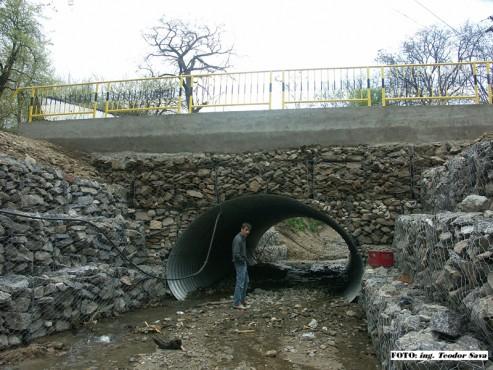 Structuri metalice prefabricate pentru drumuri si poduri TUBO TRADE PROIECT - Poza 44