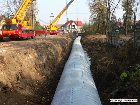 Structuri metalice prefabricate pentru drumuri si poduri TUBO TRADE PROIECT - Poza 45