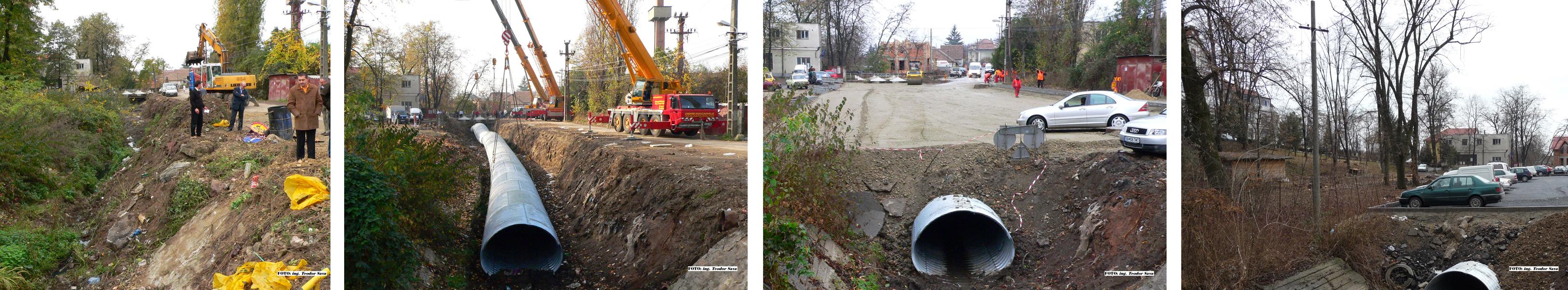 Structuri metalice prefabricate pentru drumuri si poduri TUBO TRADE PROIECT - Poza 49