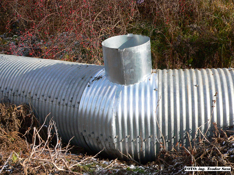 Structuri metalice prefabricate pentru drumuri si poduri TUBO TRADE PROIECT - Poza 53