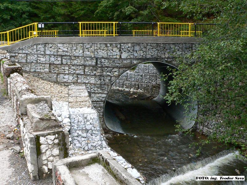 Structuri metalice prefabricate pentru drumuri si poduri TUBO TRADE PROIECT - Poza 55