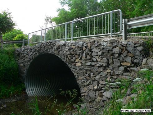 Structuri metalice prefabricate pentru drumuri si poduri TUBO TRADE PROIECT - Poza 57