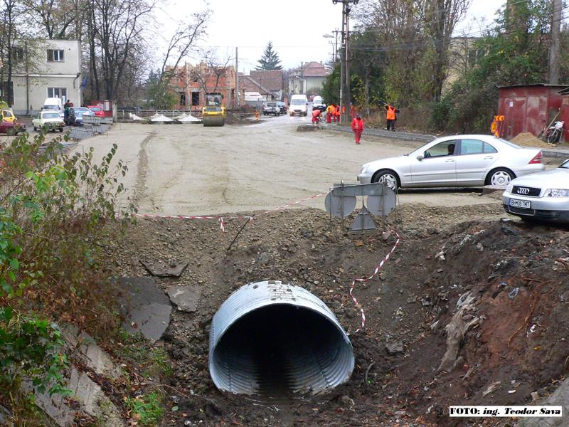 Structuri metalice prefabricate pentru drumuri si poduri TUBO TRADE PROIECT - Poza 58