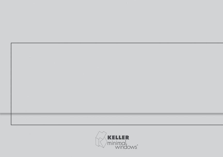 Pagina 1 - Usi si ferestre glisante din aluminiu KELLER Catalog, brosura Engleza, Germana 5 5  4 6 ...