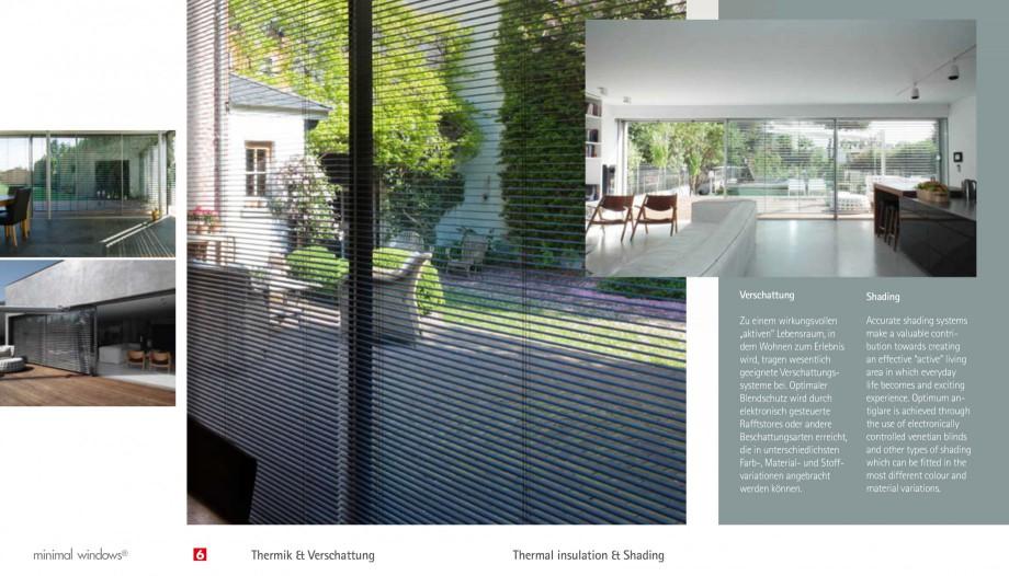 Pagina 15 - Usi si ferestre glisante din aluminiu KELLER Catalog, brosura Engleza, Germana . ...