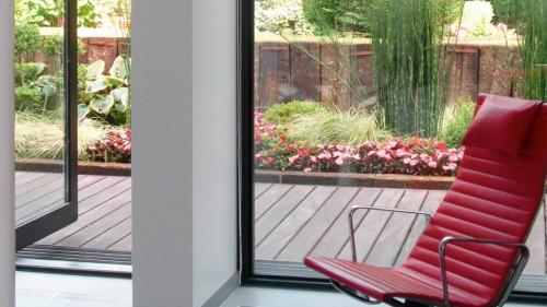 Prezentare produs Ferestre minimale - intr-un mediu verde KELLER - Poza 4