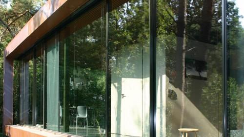Prezentare produs Ferestre minimale - lini puternice in mijlocul naturii KELLER - Poza 4