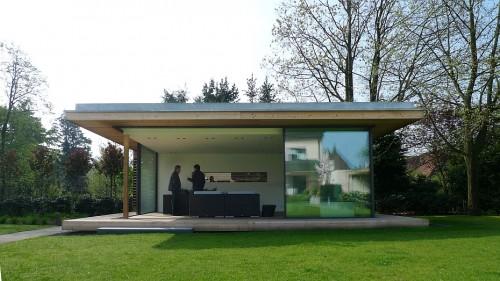 Prezentare produs Ferestre minimale - vedere nelimitata spre exterior KELLER - Poza 4