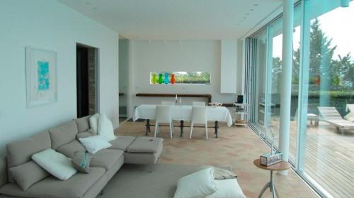Prezentare produs Ferestre minimale - Terasa cu ferestre si usi glisante KELLER - Poza 1