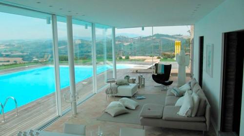 Prezentare produs Ferestre minimale - Terasa cu ferestre si usi glisante KELLER - Poza 5