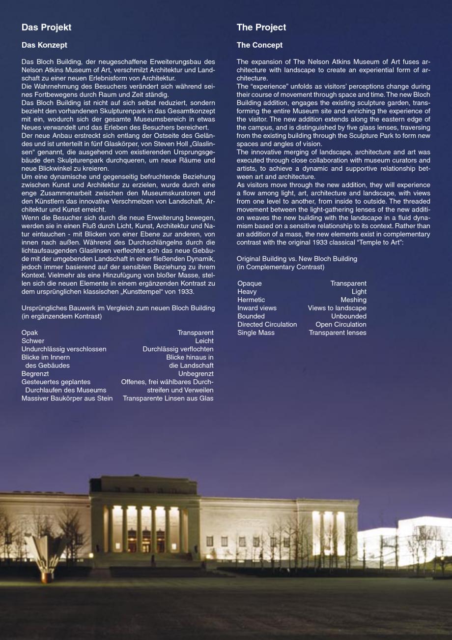 Pagina 3 - Catalog de prezentare - Sticla in forma de U LINIT LINIT U Catalog, brosura Engleza rent ...