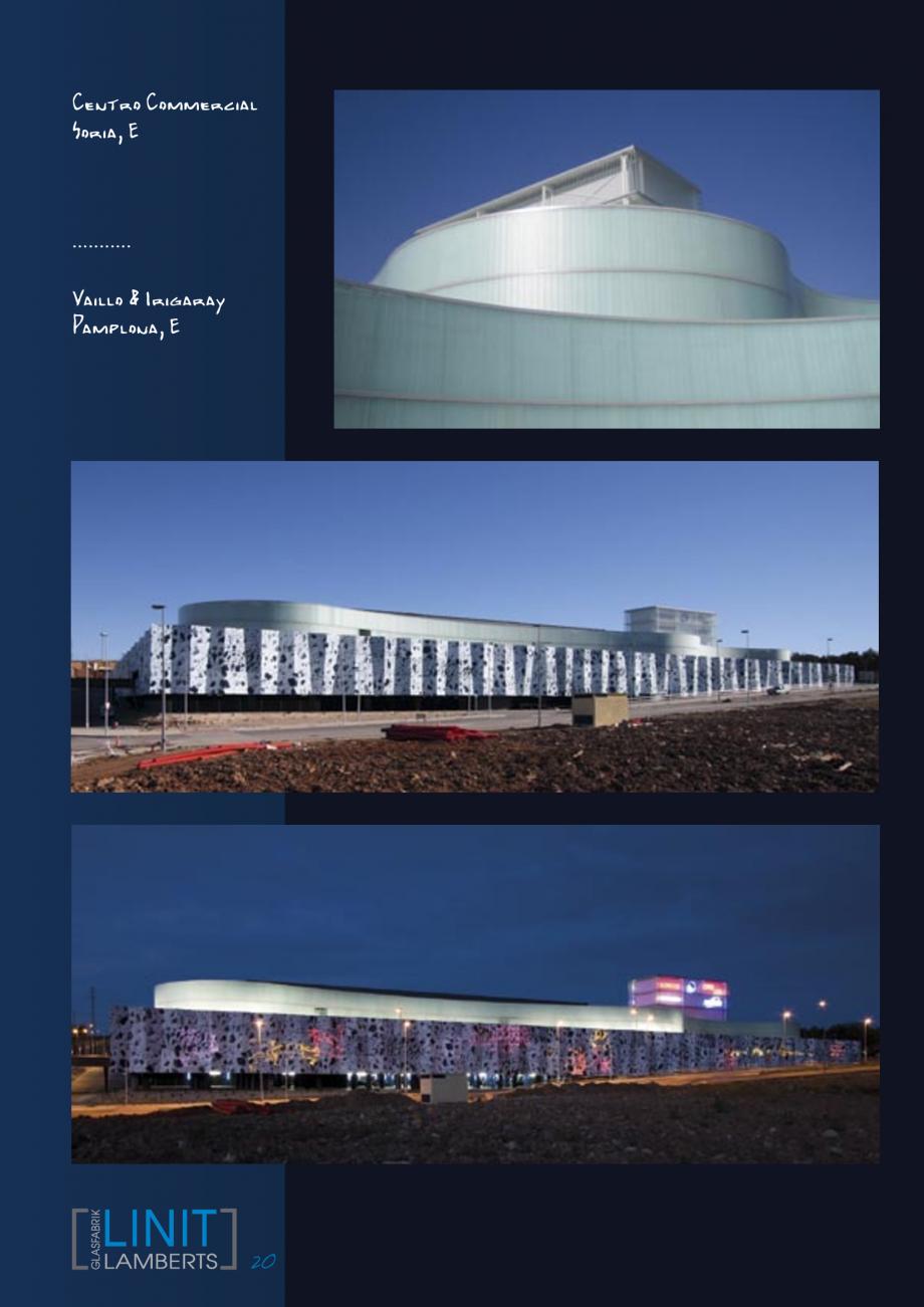 Pagina 21 - Sticla in forma de U LINIT LINIT U Lucrari, proiecte Engleza, Germana
